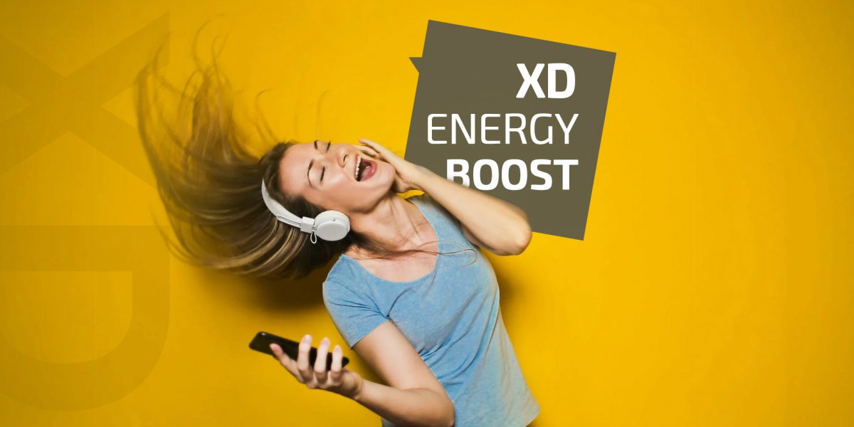 Energy Boost track